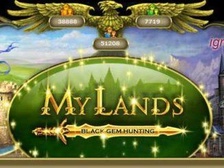 Игра с выводом денег My Lands