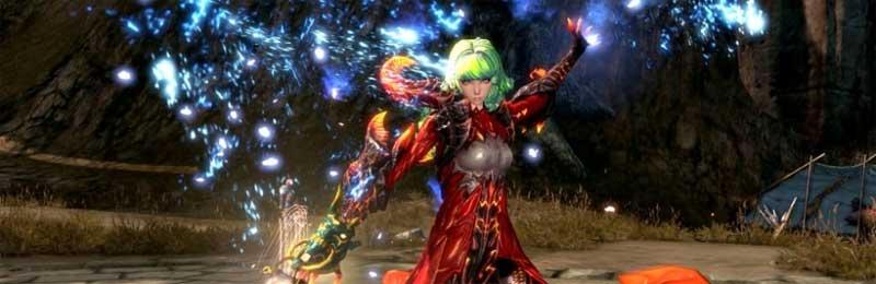 Blade & Soul - скриншот к игре