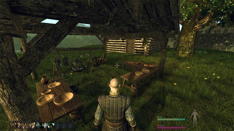 Обзор онлайн игры Life is Feudal