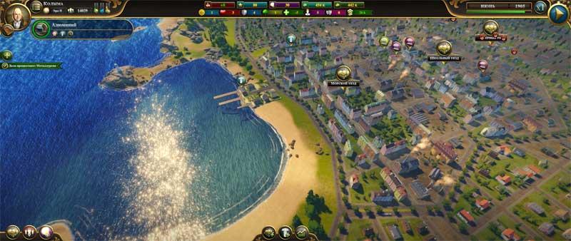 Urban Empire симулятор строительства города - обзор игры