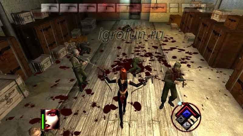 BloodRayne - интересная игра 2000 с отличной графикой и интересным сюжетом