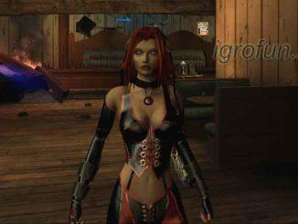 Скриншот к игре BloodRayne
