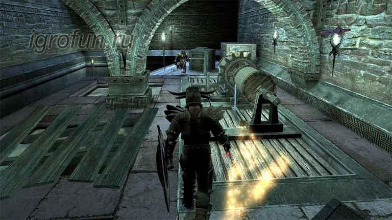 Enclave — Потрясающая компьютерная экшн игра с отличной графикой