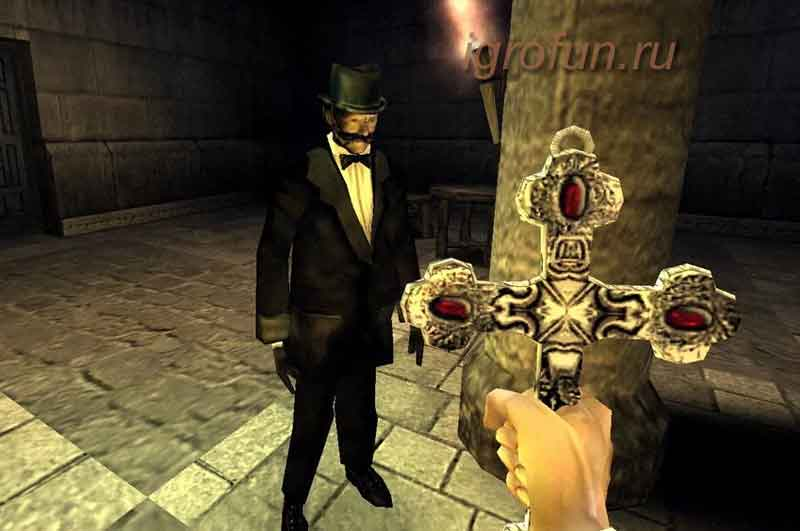 Nosferatu: The Wrath of Malachi - одна из лучших игр жанра хоррор начала 2000