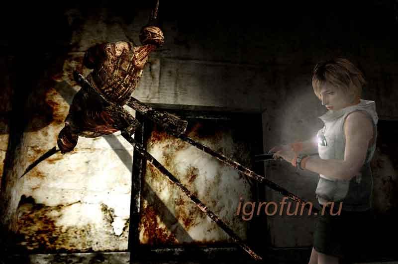 Silent Hill - одна из лучших игр жанра хоррор начала 2000