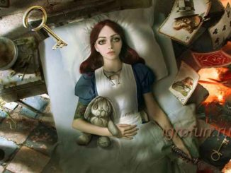 American McGee's Alice - лучшая хоррор игра начала 2000