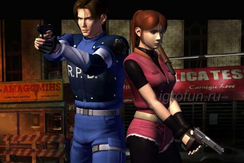 Resident Evil 2 - ожидаемая игра 2019