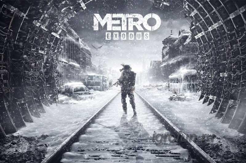 Metro Exodus - скриншот к игре