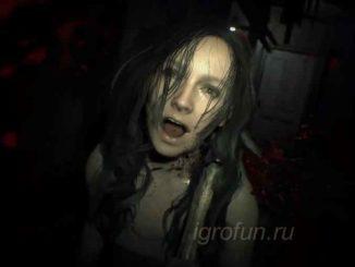 Resident Evil 7 скриншот к игре жанра хоррор выживание