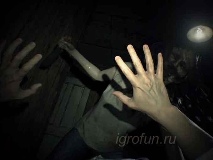 Resident Evil 7 скриншот к компьютерной игре хоррор выживание