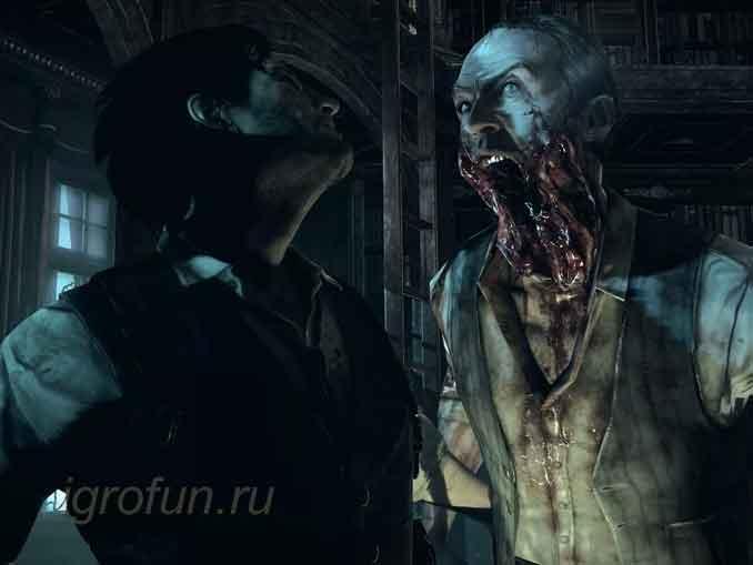 The Evil Within - самая страшная игра хоррор выживание