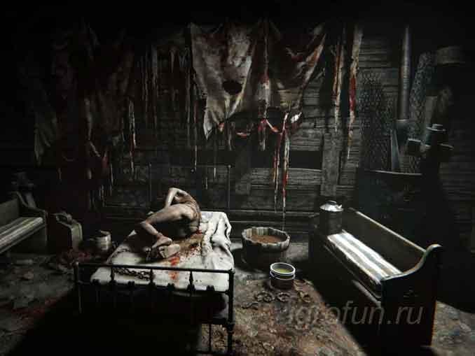 Outlast 2 - лучшие игры с жутким сюжетом и графикой хоррор выживание