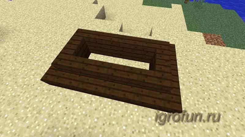Minecraft - крафтим часы с маятником