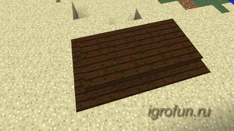 Minecraft — как  сделать часы с маятником