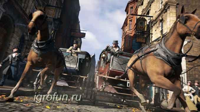 Assassins Creed Syndicate - скриншот к игре и отзыв