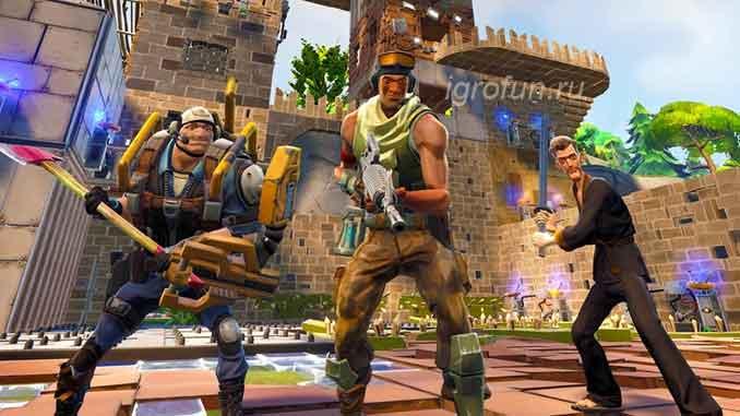 Fortnite — скриншот к игре