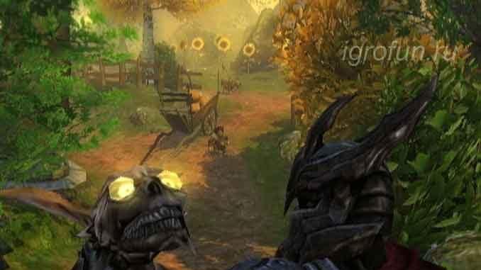 Как победить полурослика Джинкса в Overlord Dark Legend