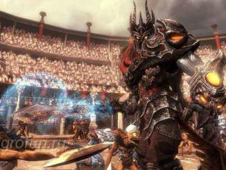 Overlord 2 - прохождение имперской арены