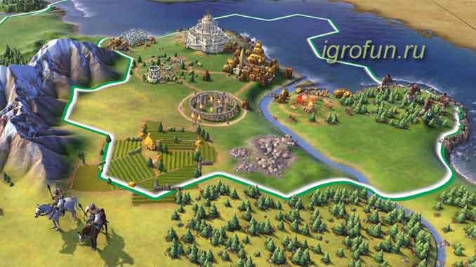 Civilization VI — скриншот к игре
