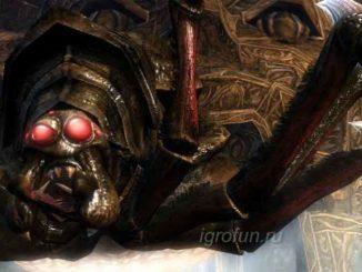 Королева пауков в игре Overlord 2