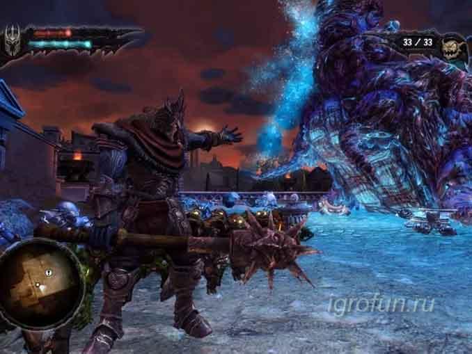 Прохождение игры Overlord 2 - как победить последнего босса Солярия
