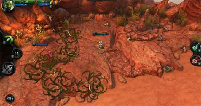 Отзыв о компьютерной игре The Witcher: Battle Arena. Арены пусты.