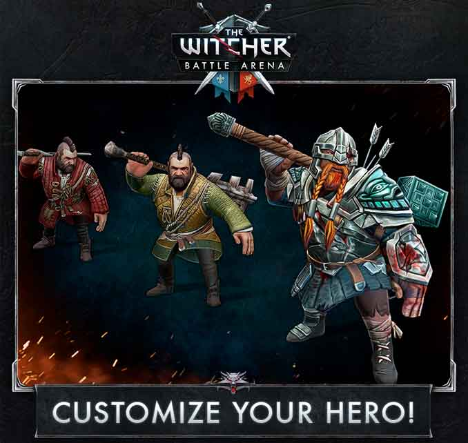 The Witcher: Battle Arena - отзыв об игре