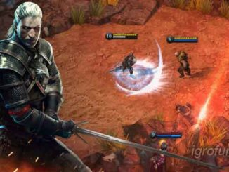 Отзыв о компьютерной игре The Witcher: Battle Arena