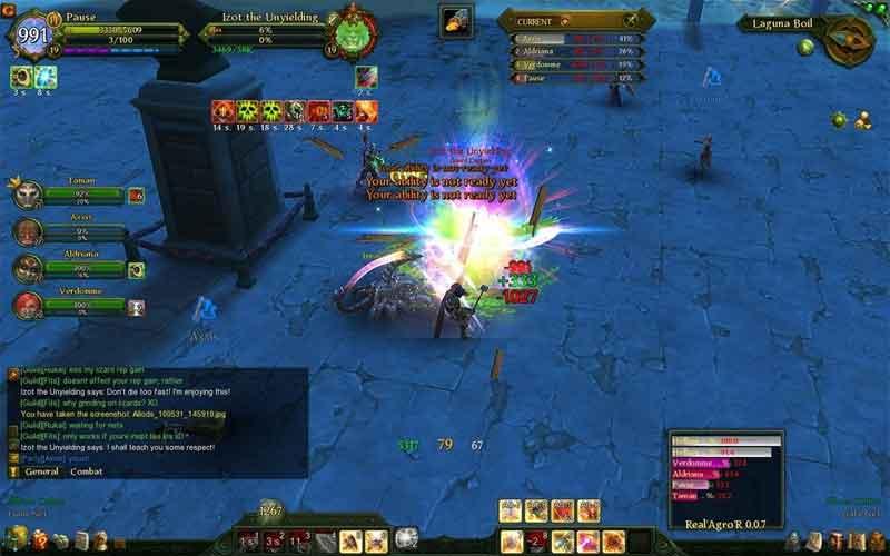 Allods Online - скриншот к игре