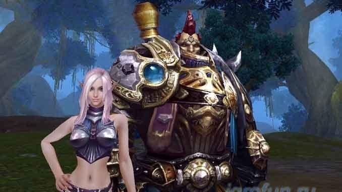 Forsaken World - скриншот к игре