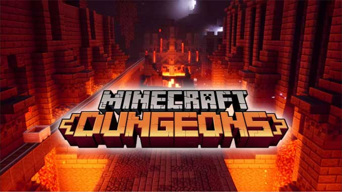 Обзор игры Minecraft: Dungeons